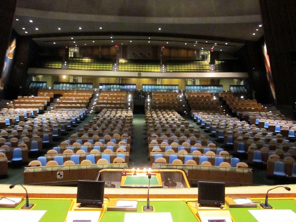 L'Assemblée générale des Nations unies : Une institution politique mondiale