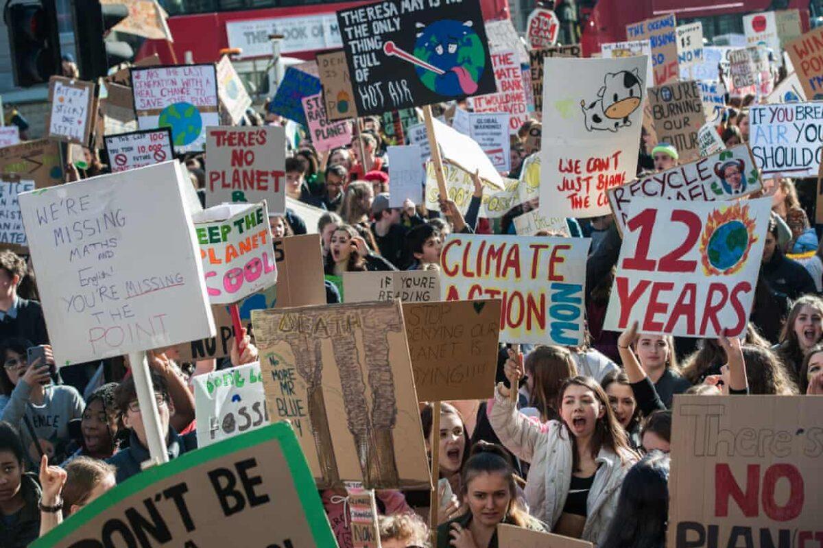 Youth goals in Earth Politics : la jeunesse dans le multilatéralisme climatique